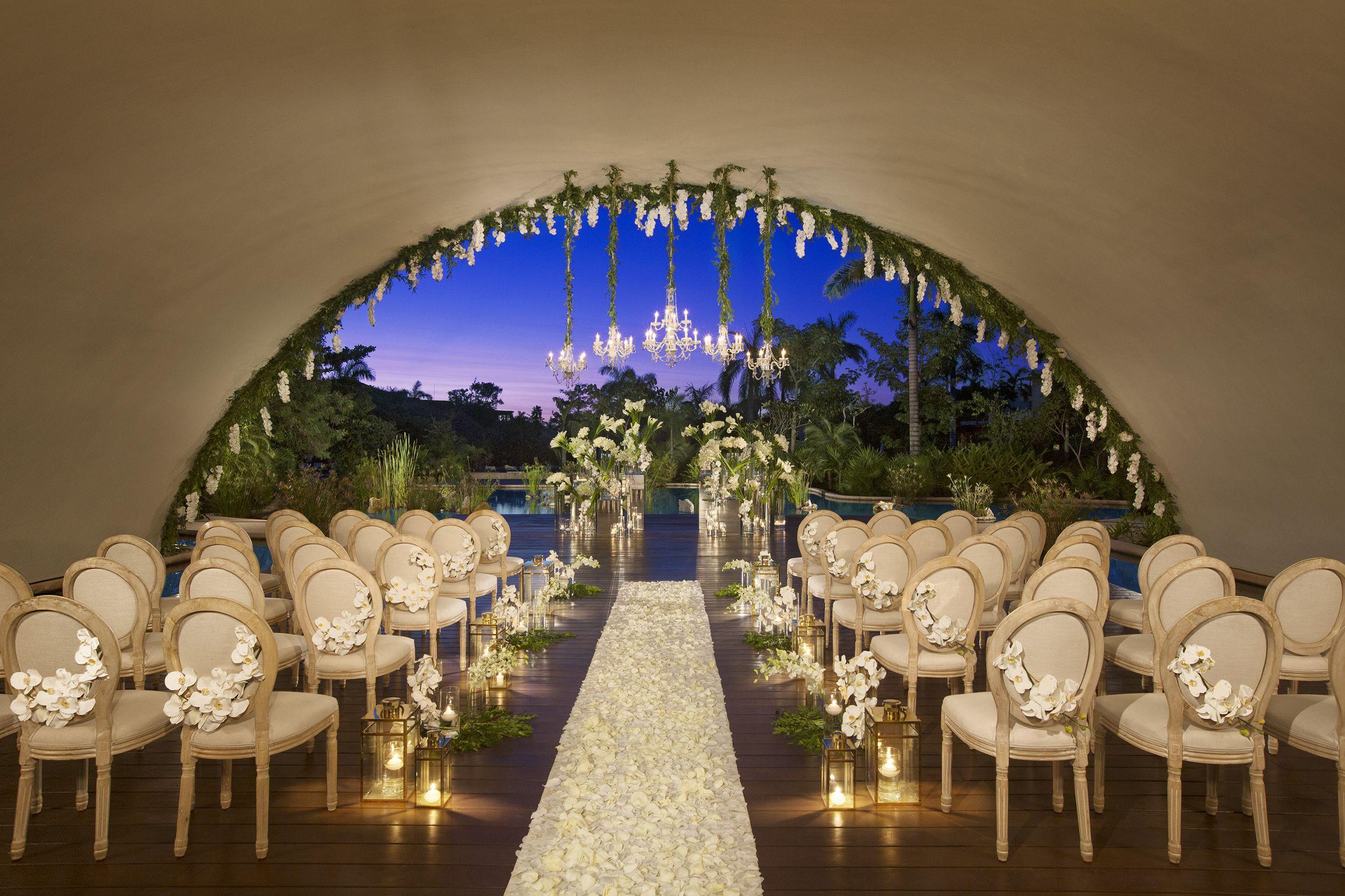 LAKES WEDDING