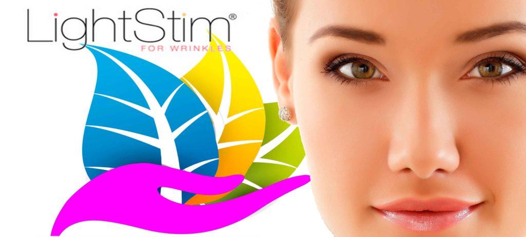 Give LightStim 8 Weeks. Get back smooth skin. -