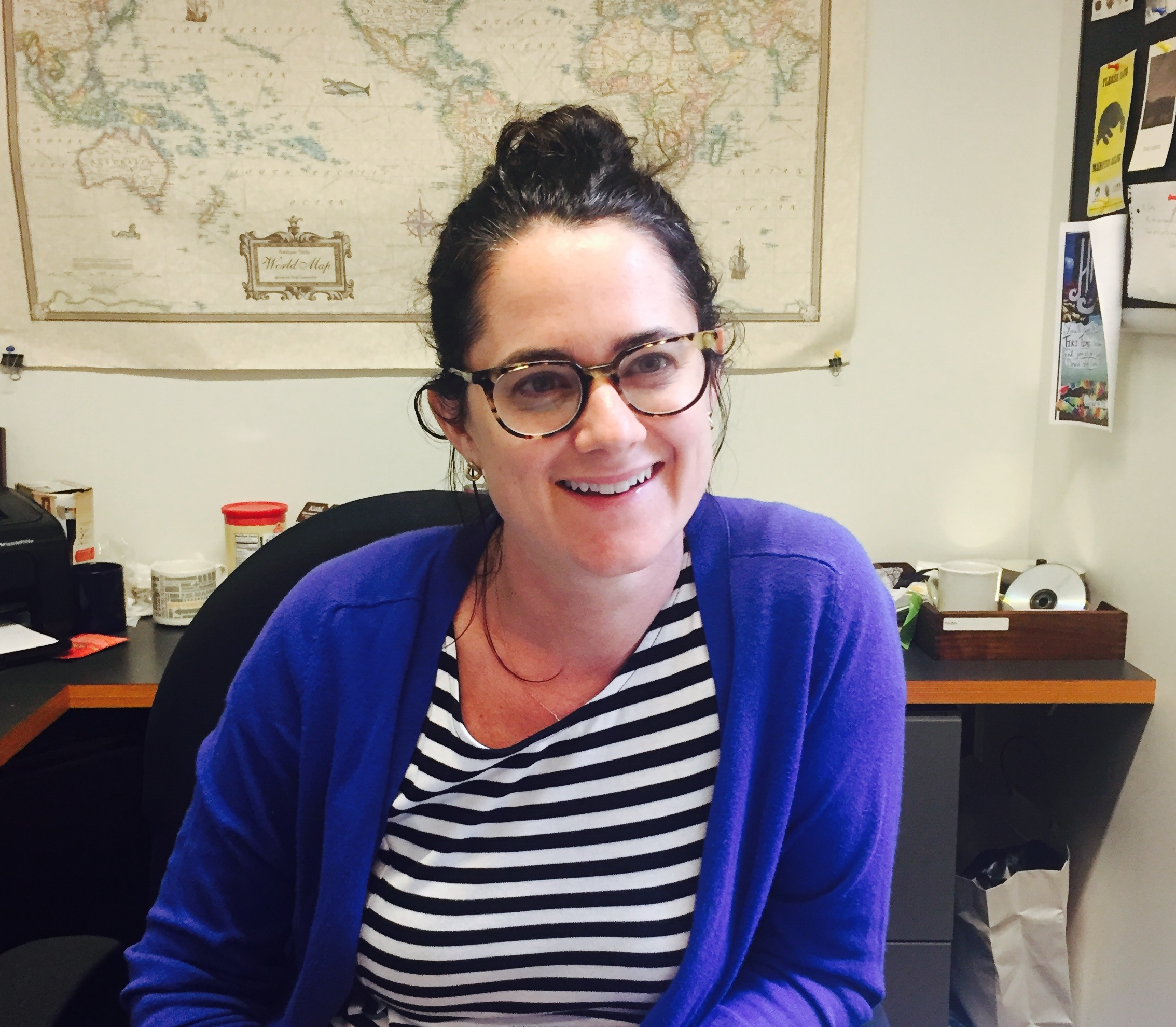 EMILY MITCHELL-MARELL - Emily Mitchell-Marell has been the undergraduate academic advisor in the Politics and International Relations department at NYU since 2008. Emily is so happy to be on the advisory board for the IR insider and is here to support students in their vision and goals!