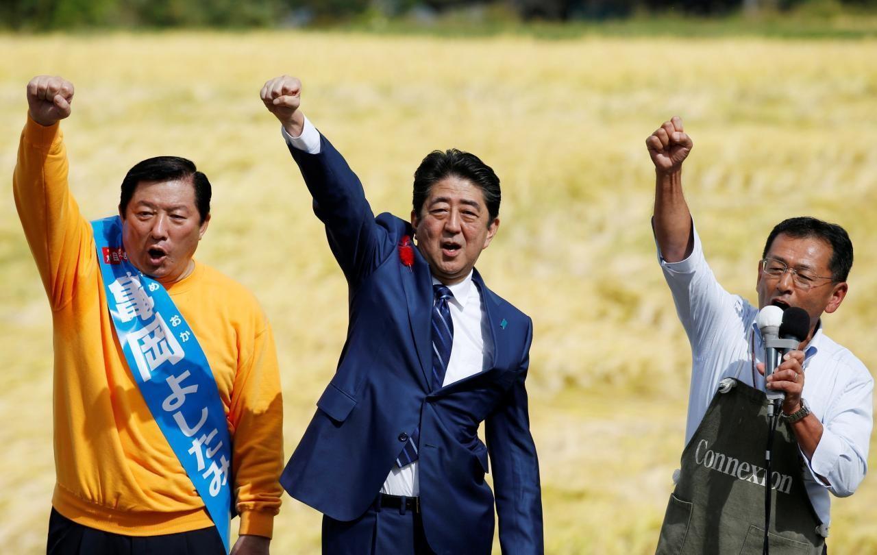 Credit: REUTERS/Toru Hanai