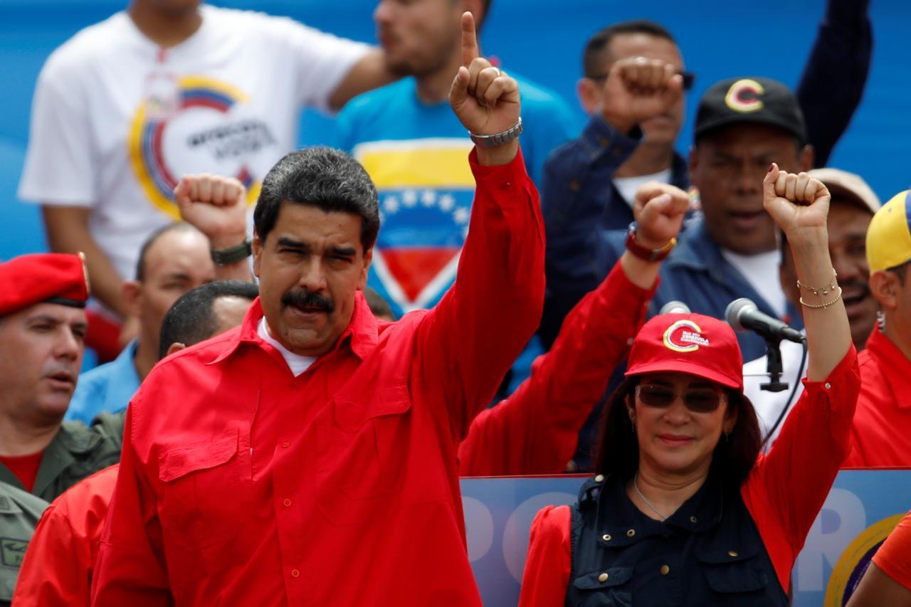 Nicholas Maduro, Credit: Carlos Garcia Rawlins/Reuters