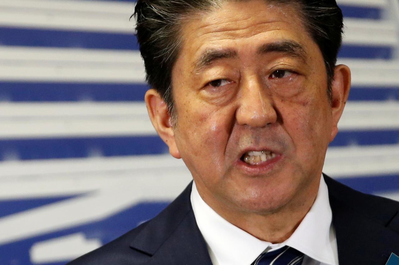 Credit: Toru Hanai / Reuters