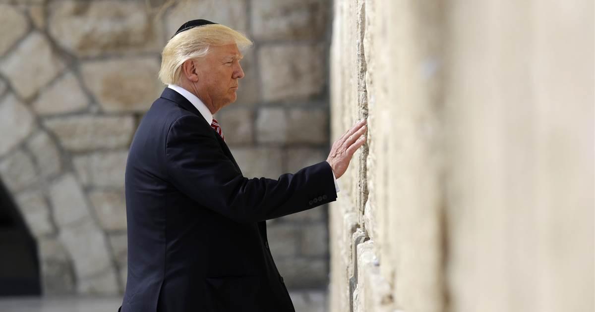 Trump's recognition of a Jewish Jerusalem reverses executive precedents set by Clinton, Bush, and Obama [AP]
