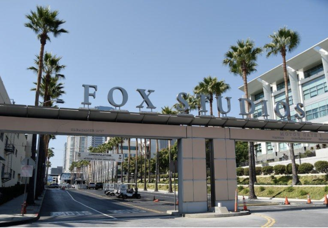 Entrance to Fox Studios in Los Angeles. (Photo: Chris Pizzello - Invision/Associated Press)