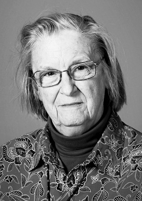 Elinor Ostrom, the first Female to win the Nobel Prize in Economics   Credit: Google Images