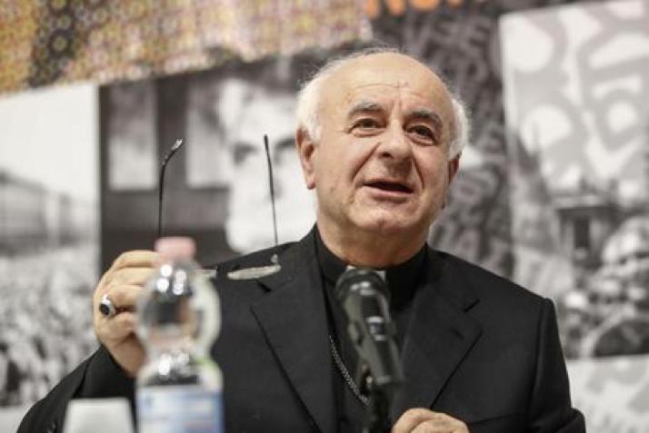 Vincenzo Paglia, Vatican archbishop (Photo: © Copyright ANSA)