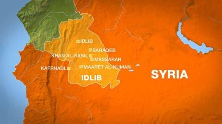 Where is Idlib province? | Al Jazeera