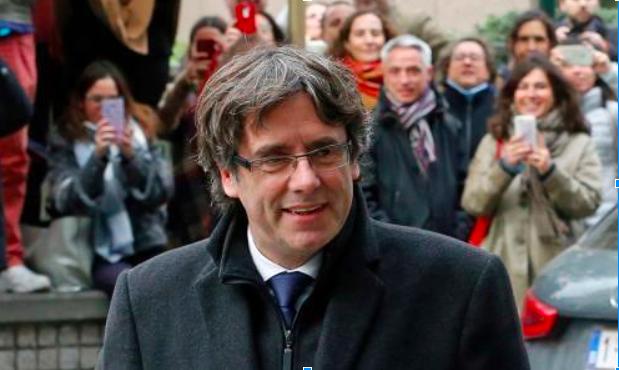 Carles Puigdemont (The Guardian)