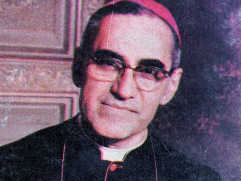 Archbishop Óscar Romero is revered in Latin America as a champion of the oppressed (NPR)