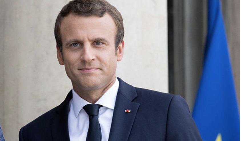 The Express : President Macron