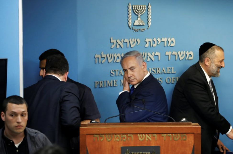 (Prime Minister Benjamin Netanyahu announcing on Tuesday that he was cancelling a deal with the UNHCR to relocate African migrants. From: https://www.nytimes.com/2018/04/03/world/middleeast/netanyahu-africa-migrants-rwanda.html?rref=collection%2Fsectioncollection%2Fmiddleeast&action=click&contentCollection=middleeast&region=stream&module=stream_unit&version=latest&contentPlacement=3&pgtype=sectionfront )
