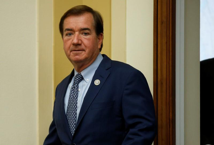 Pictured: Chairman of the House Foreign Affairs Committee Ed Royce. Source: REUTERS/Joshua Roberts.