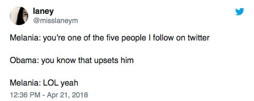 Some funny tweets via Huffington Post