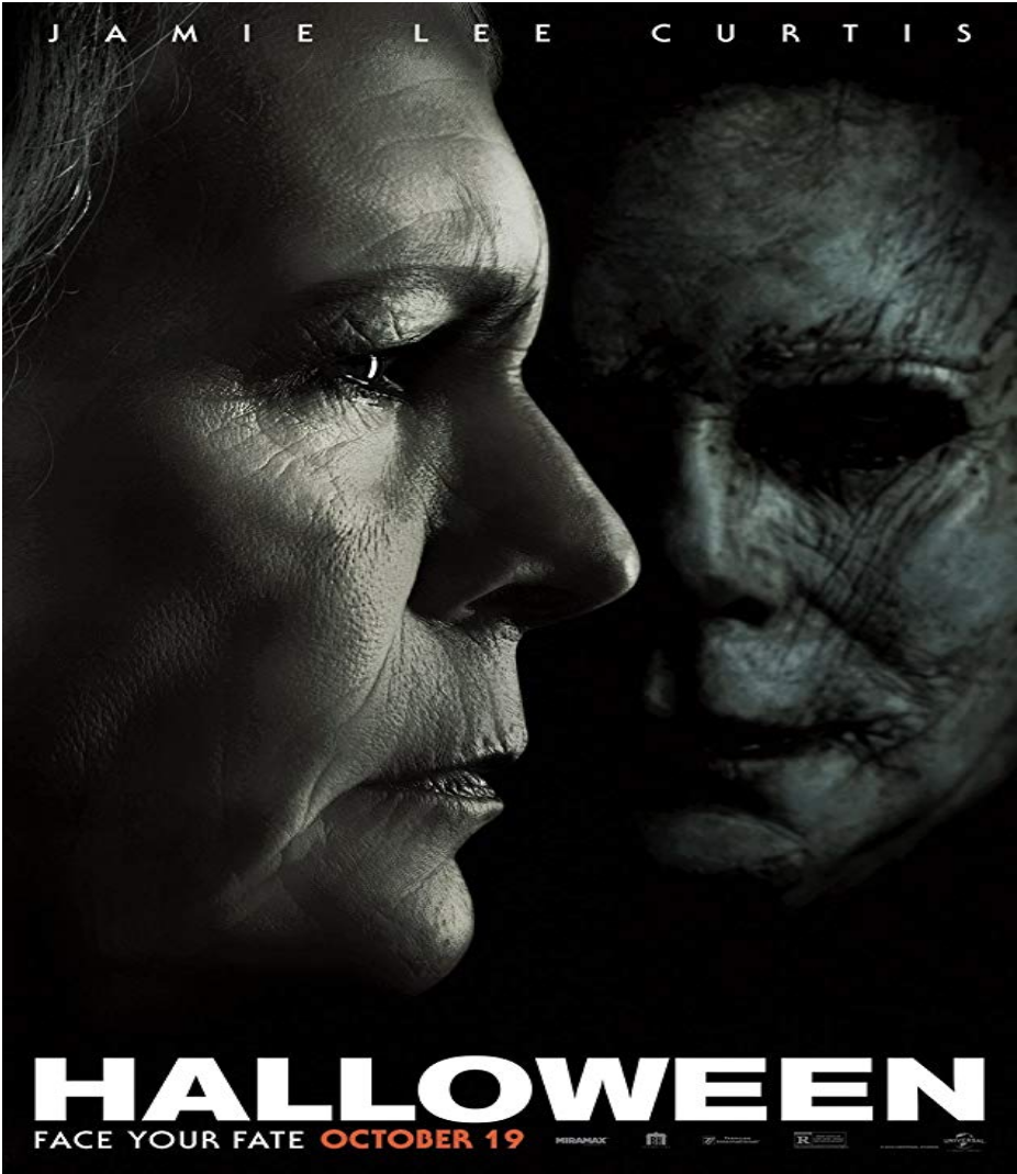 Halloween official theatrical poster. Photo:  IMDb .