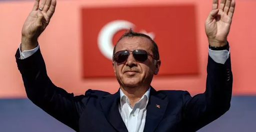 Turkish President Recep Tayyip Erdogan has called for the suspect in Khashoggi's murder case to be tried in Turkey. Credits: Giuseppe Cacace/AFP