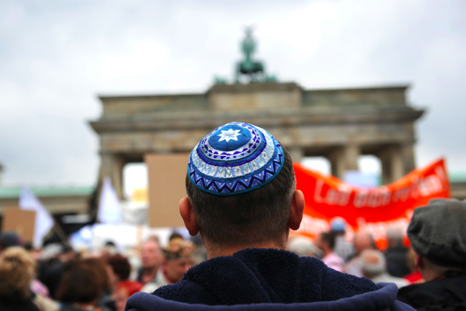 Some Israelis in Germany have expressed fear of disclosing their national identity. Photo:  DPA