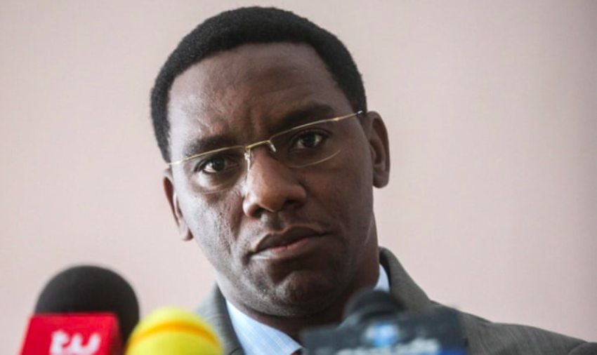 Paul Makonda announced late last month a crackdown on the LGBT community in Tanzania. Photo:  The Guardian .