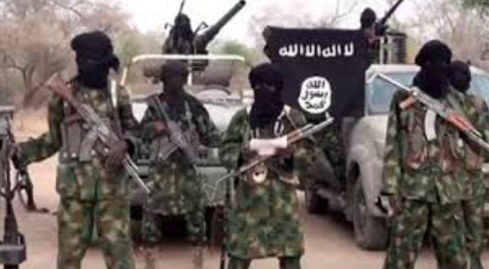 Boko Haram continues to launch fatal attacks on Nigerians despite claims that the militant group has been defeated. Photo:  Vanguard .