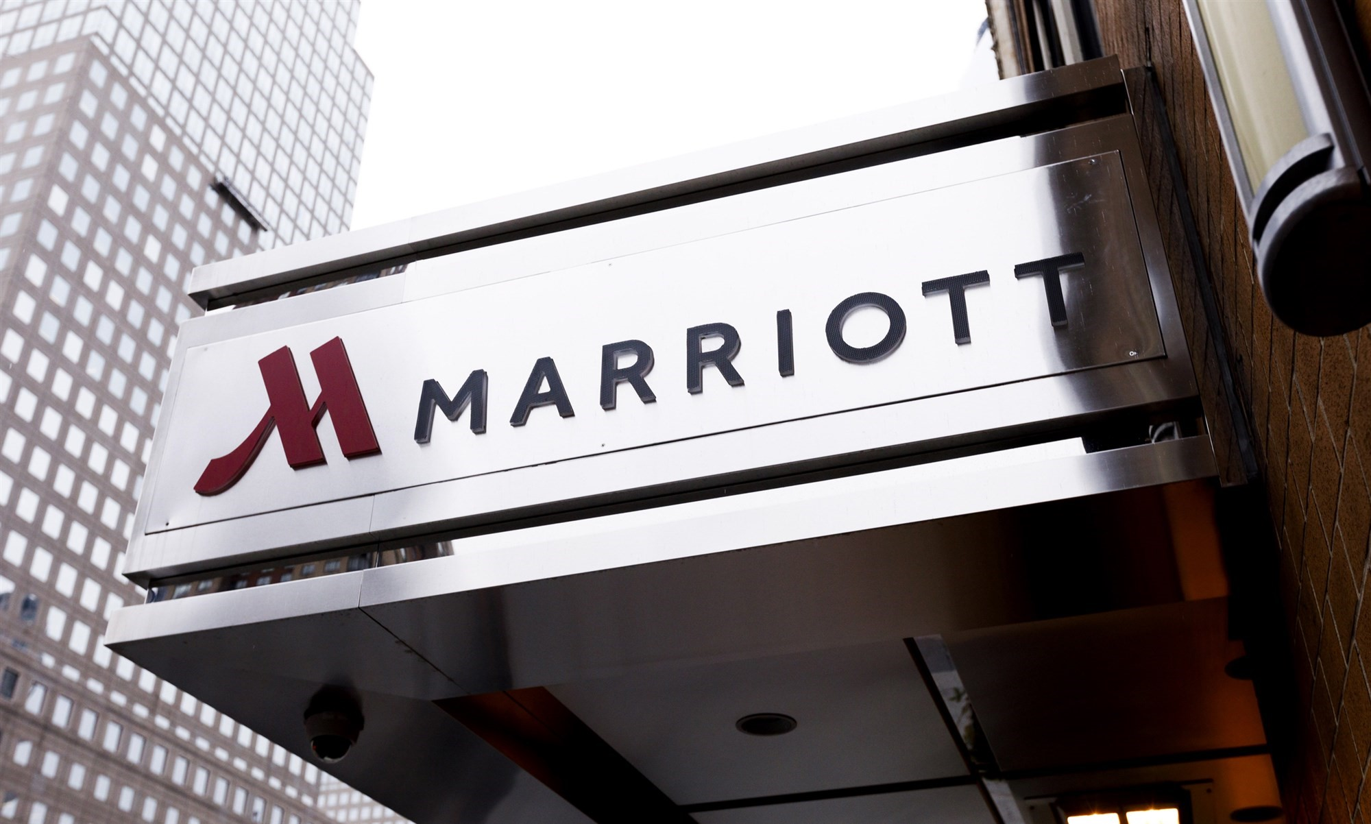 Marriott disclosed that the breach may affect up to 500 million people. Photo:  Justin Lane - EPA .