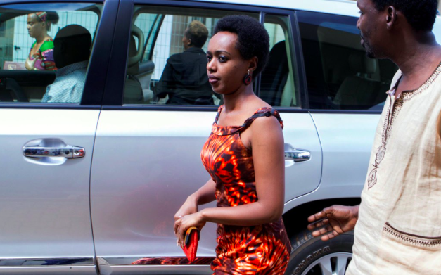 After trying to run for President, Diane Rwigara was accused and charged with insurrection and forgery. Credit: Jean Bizimana/ Reuters