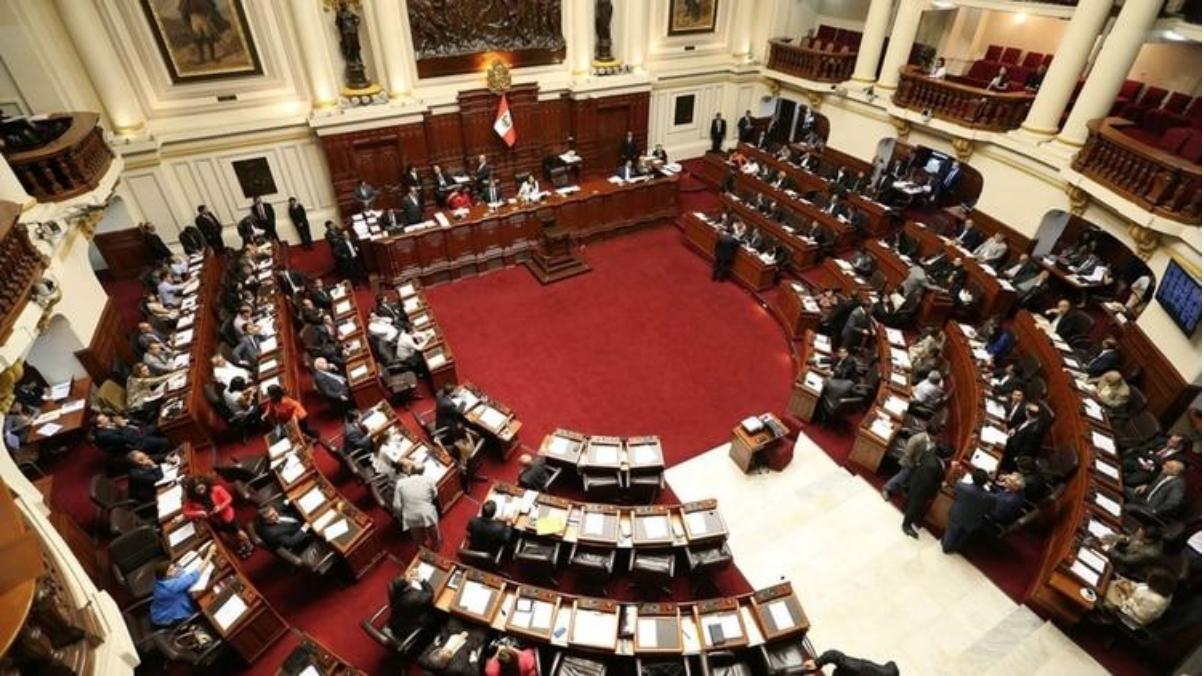 The Peruvian Congress  Source:  Infobae