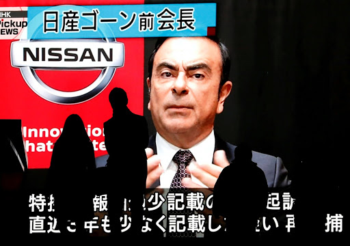 Former Nissan chairman Ghosn has been accused of misreporting his compensation. (Photo: Issei Kato -  Reuters )