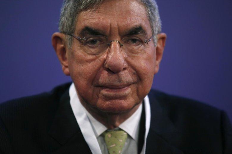 Óscar Arias, former President of Costa Rica. Photo:  AP