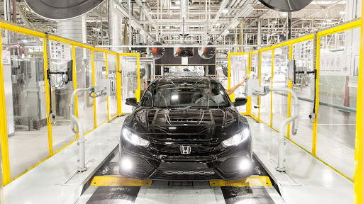Honda is set to close its Swindon car factory in 2021. (Photo:  Motoring Research )