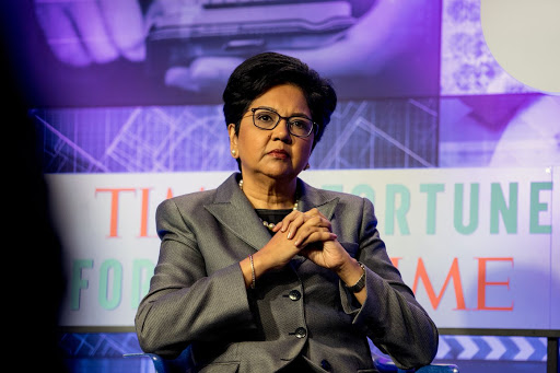 With Ms. Nooyi's appointment, Amazon's 11-member board now has five women. Photo:  Misha Friedman - Bloomberg
