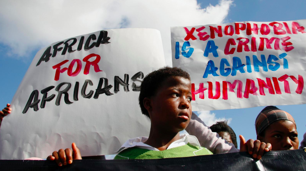 Xenophobic crimes are not a new phenomenon in South Africa, with this latest attack as the most recent in a string of violence against foreigners. Photo:  Quartz Africa .