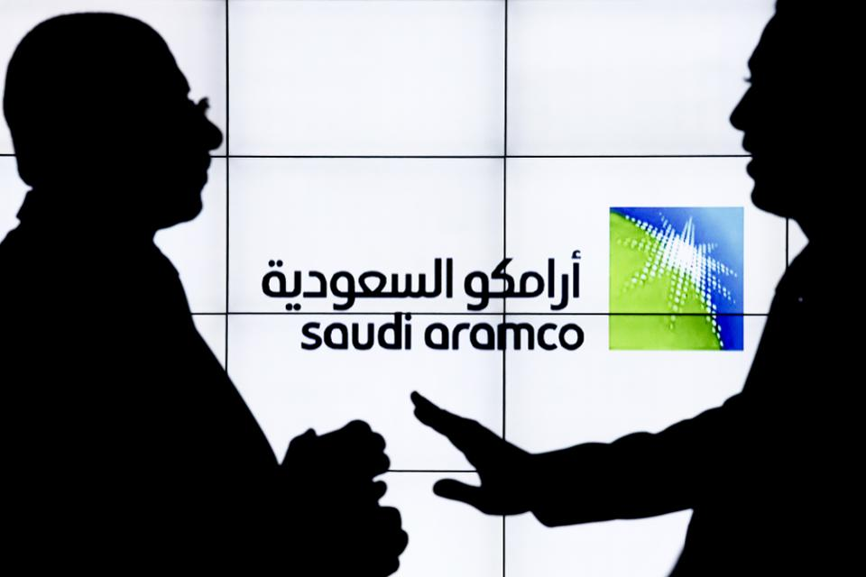 Saudi Arabia's Aramco emerges as the world's most profitable company. Photo:  Bloomberg