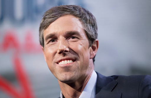 O'Rourke, the former Texas Congressman, fundraised a record $6.1 million in the first 24 hours. Photo:  Mike Stravato