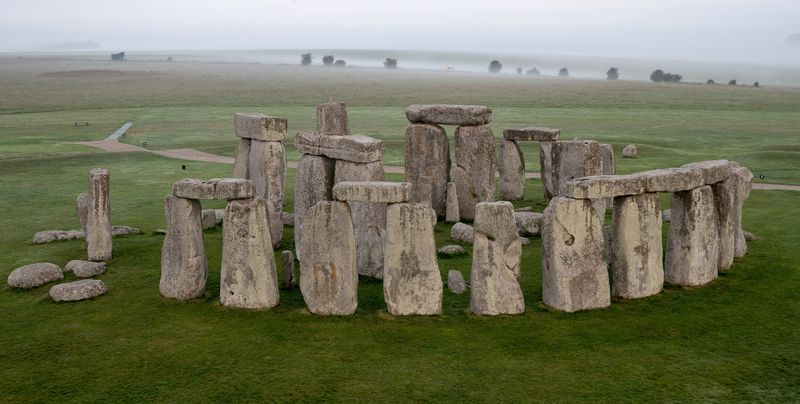 Builders of Stonehenge, made in 3000 B.C. were of modern-day Turkish descent. Photo Credit:  Matt Cardy/Getty Images/NYdailynews