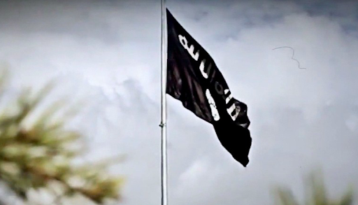 The flag for the group commonly known as ISIS or ISIL. Photo: ISIS/ CNN