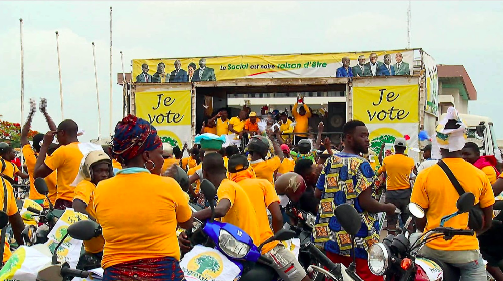 Only a small percentage of Benin's 5 million voters participated in Sunday's parliamentary elections. Photo:  Al Jazeera .