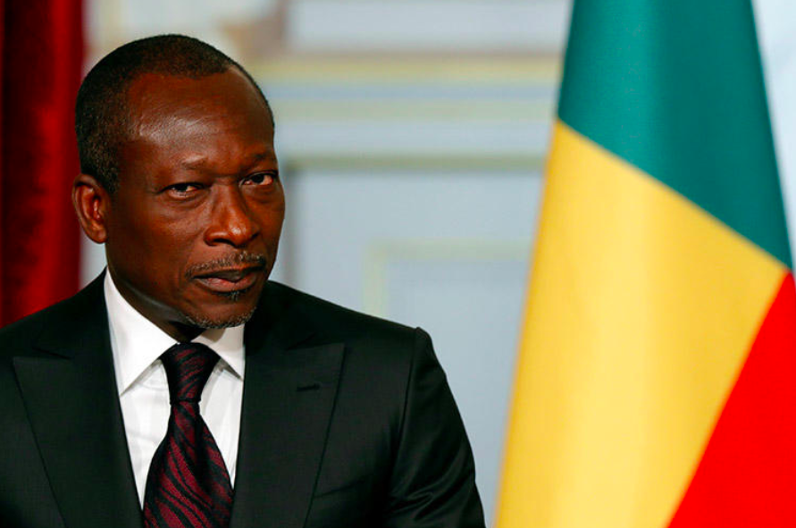 Benin's government has taken a number of measures to silence opposition since President Talon took office in 2016. Photo:  Philippe Wojazer / Reuters .