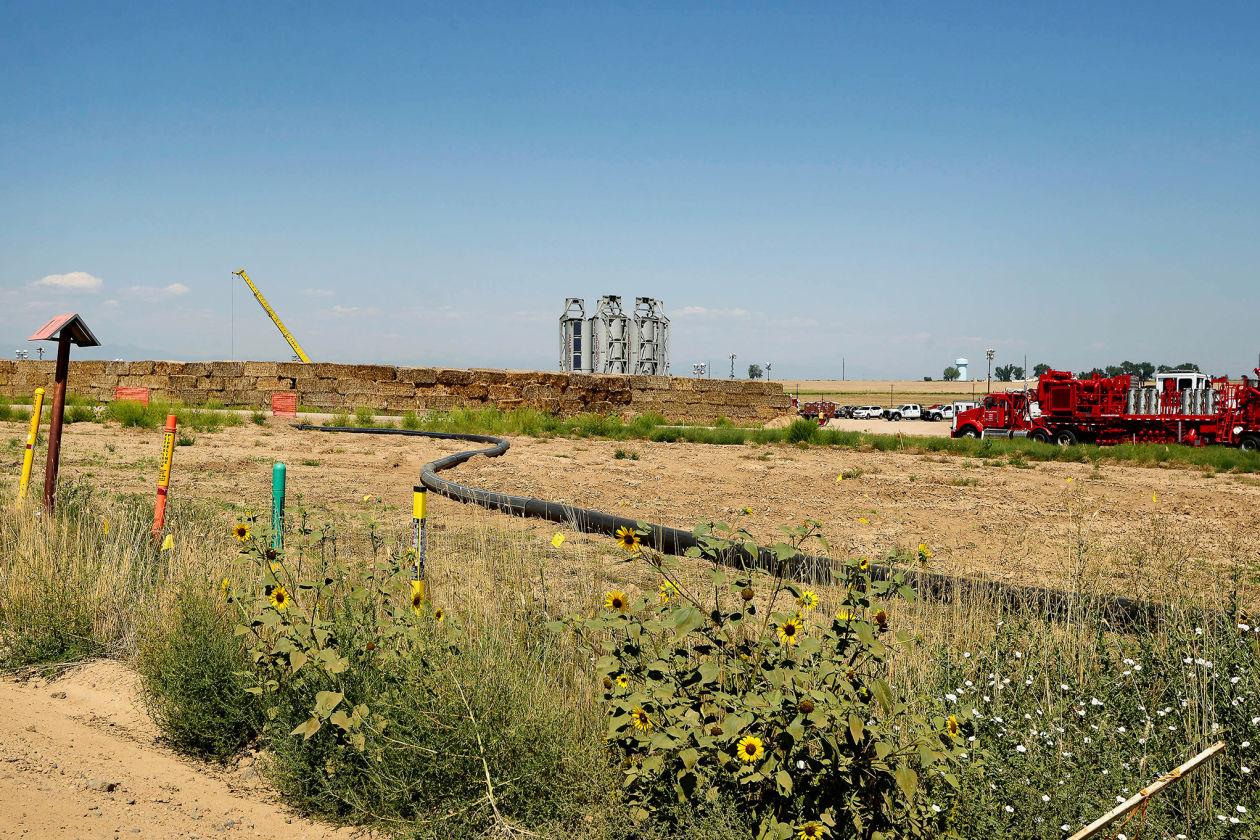 Occidental Petroleum is challenging Chevron's bid for Anadarko Petroleum. (Photo:  Jamie Schwaberow - Bloomberg )