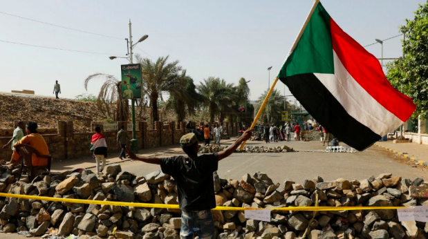 Sudanese military generals, backed by a number of external actors, are not willing to relinquish majority rule during this time of transition in Sudan. Photo: Umit Bektas/ Reuters .