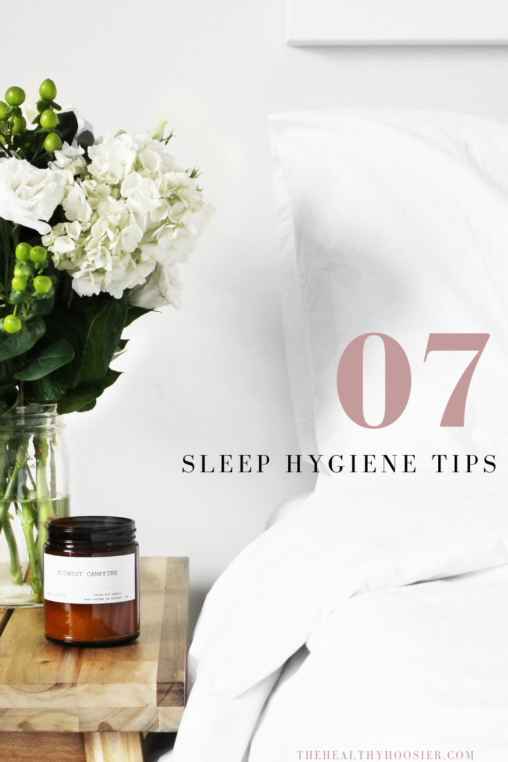 Like many of you, I have struggled with lack and quality of sleep. Through trial and error, here are the exact ways that I have improved my sleep!