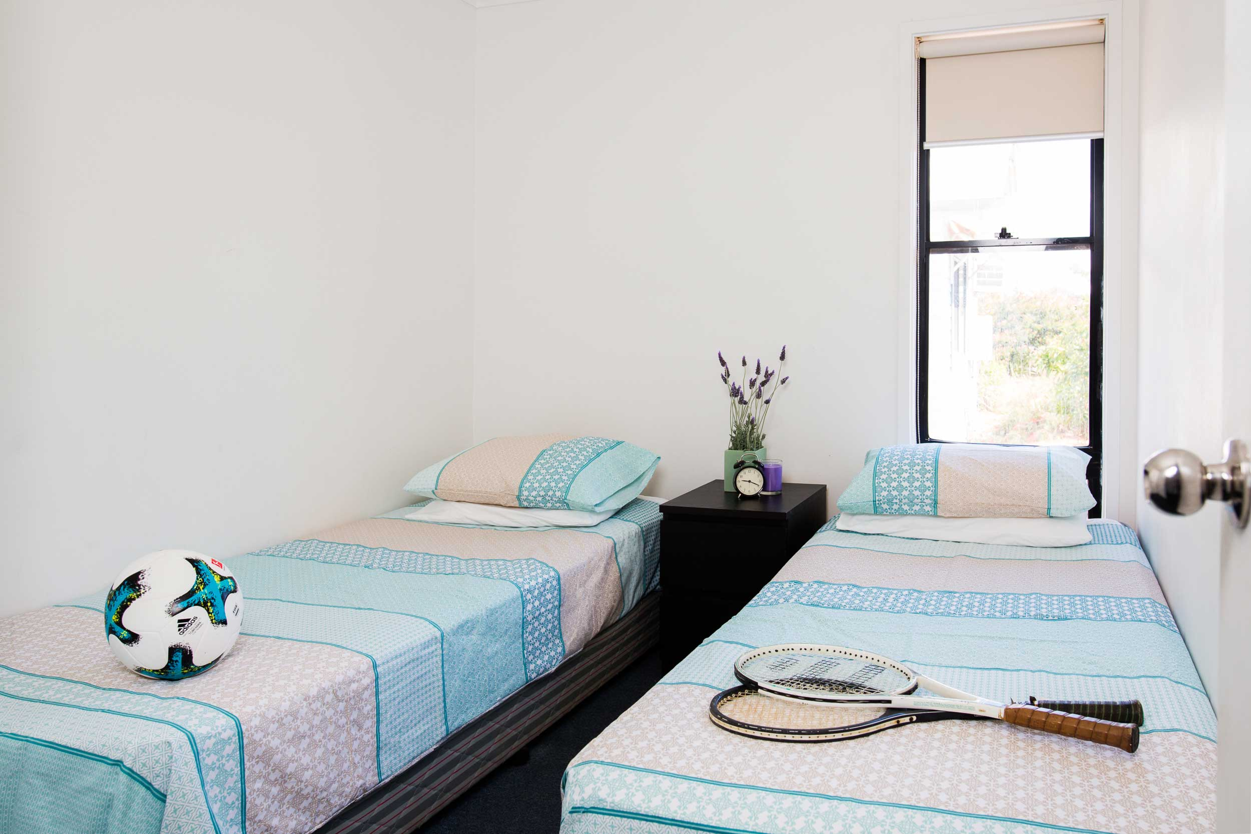 Belmont Bayview Park | Spa Cabin |  Bedroom