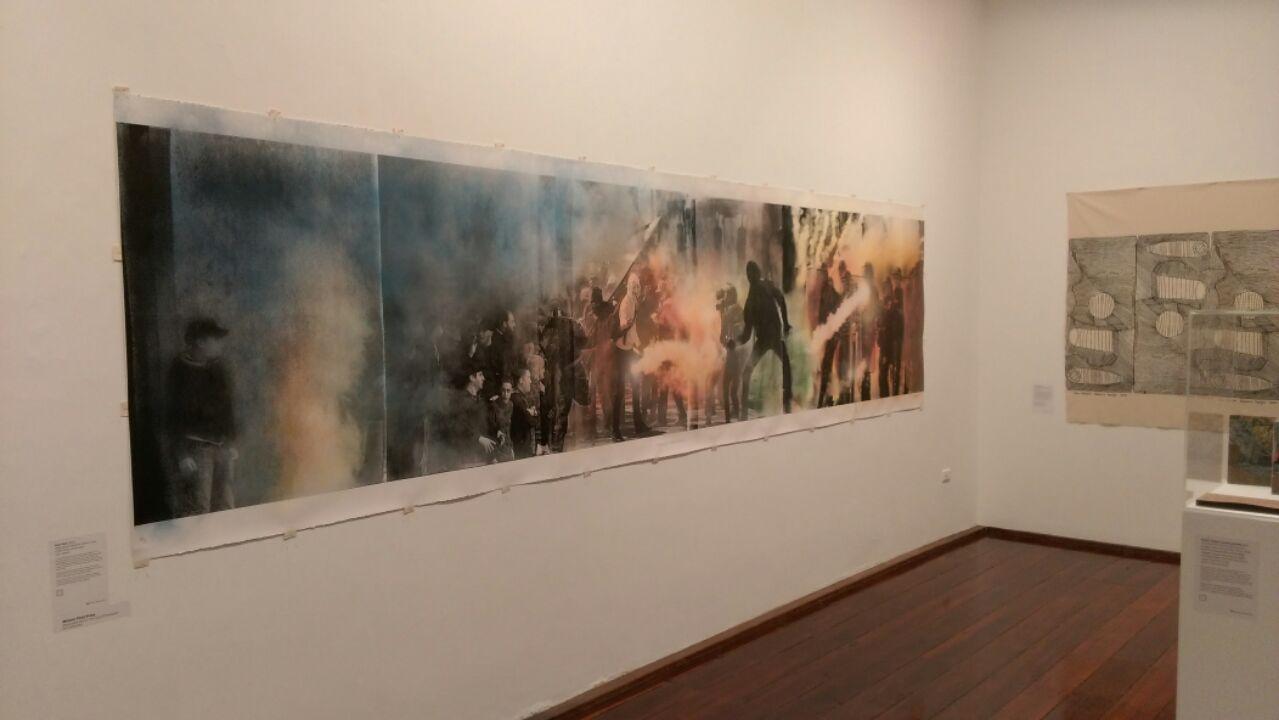 Keeping the Bastards Honest,  Fremantle Arts Centre, 2017