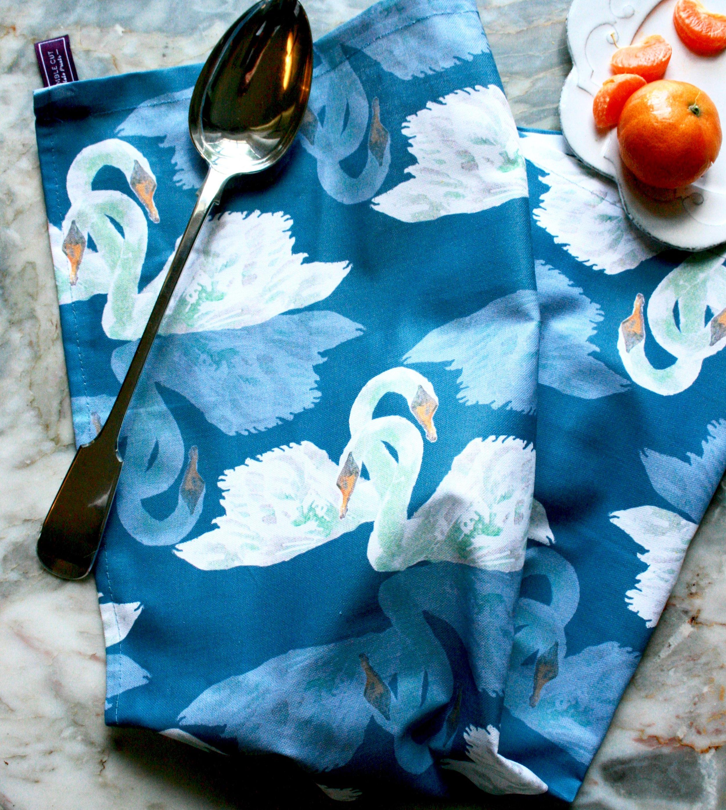 Bibury Tea Towel
