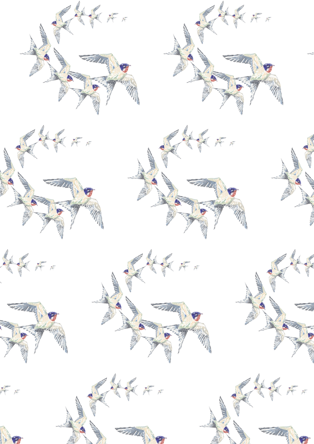 Swoop - White