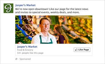 Ads-Type-Page-Like