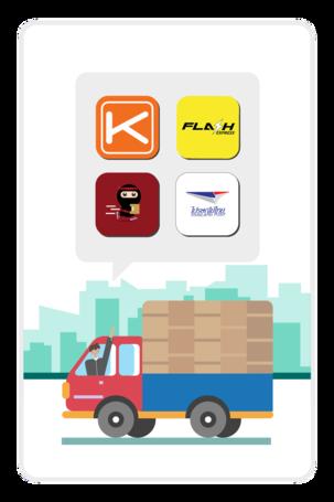 Page365-แจ้งเลขพัสดุ kerry ไปรษณีย์ไทย