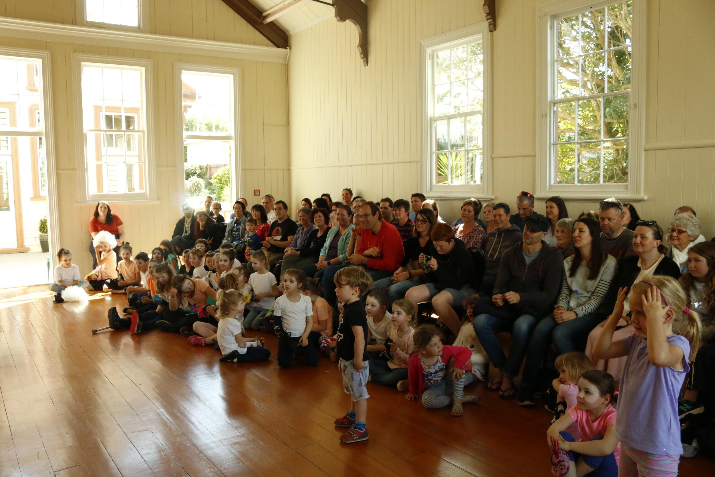 a full house.JPG