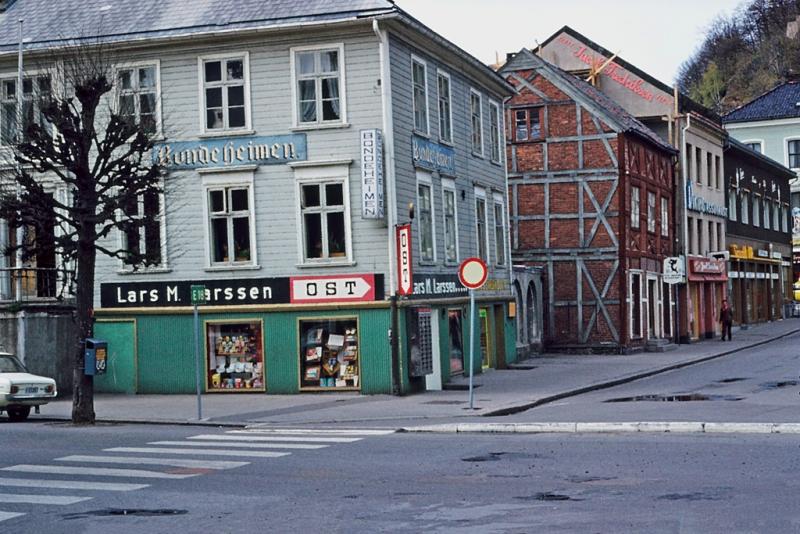 Bygartnertriet flytter inn i gamle Bondeheimen -