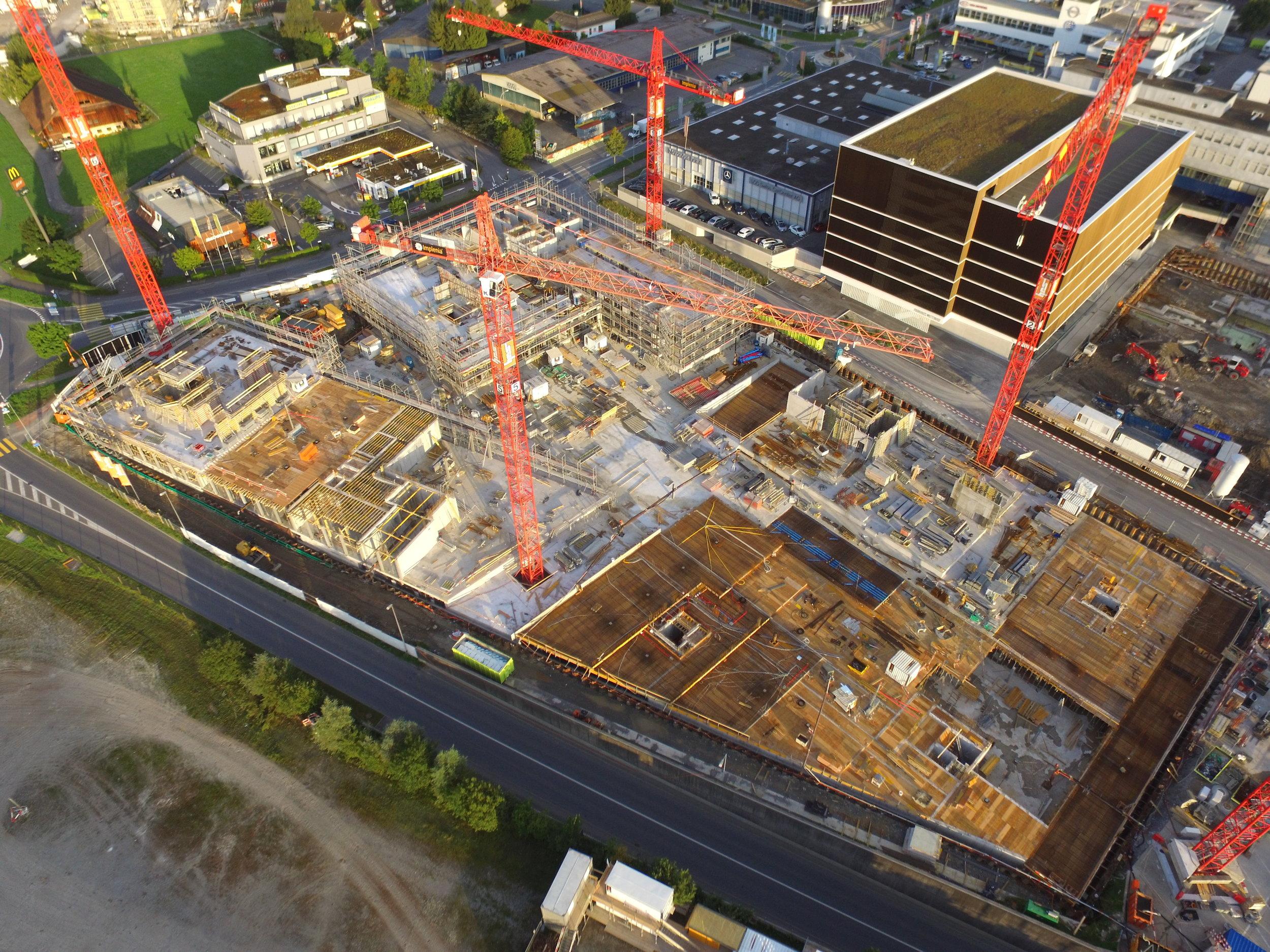Bild: HRS Real Estate AG (Totalunternehmer)