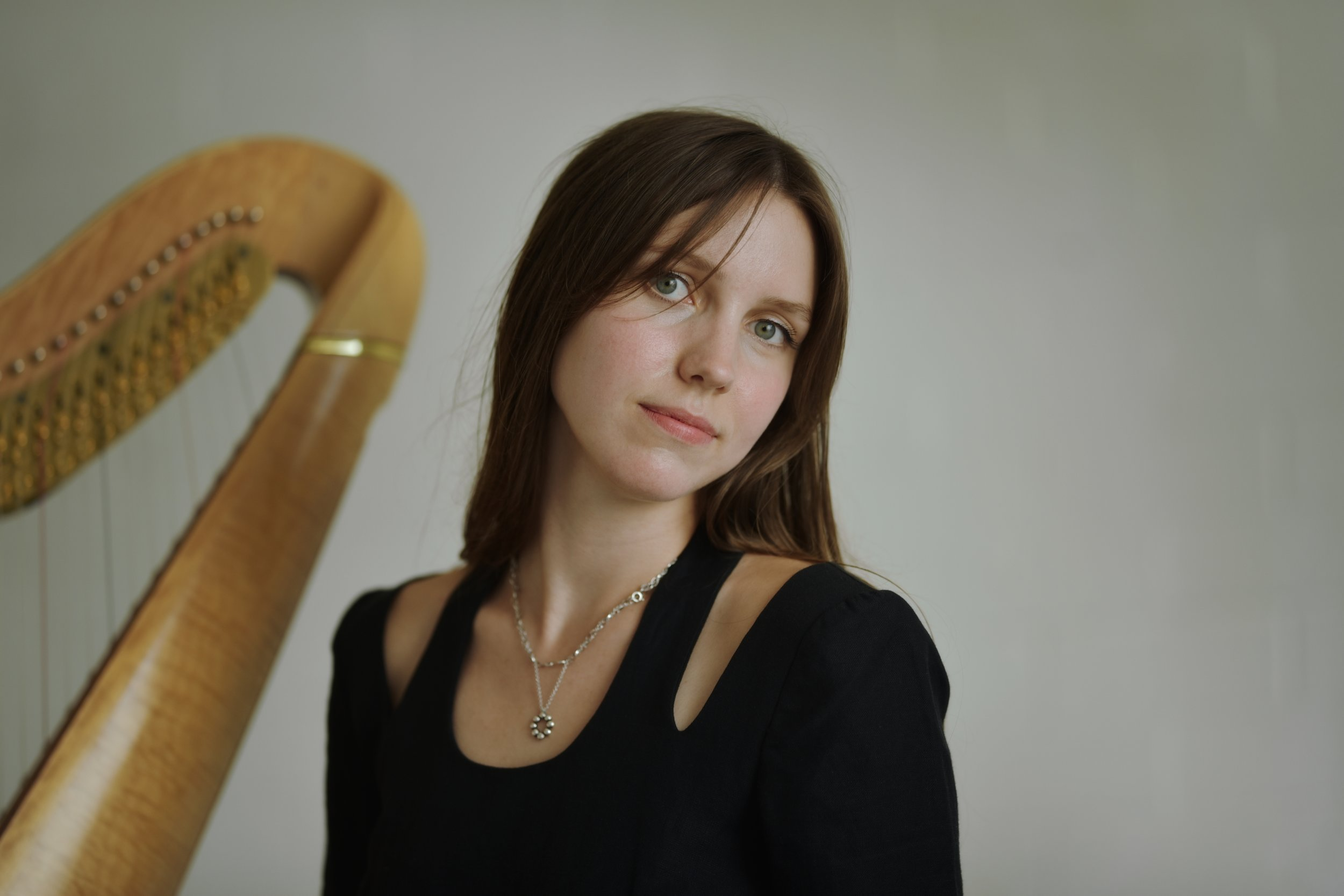 Melina van Leeuwen - Harp