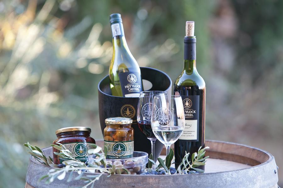 Het Vlock Casteel Olive Oil - 03